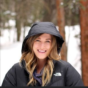 North Face down puffer